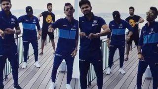 Yuzvendra Chahal, Shreyas Iyer do TikTok Dance Video, Fans Ask is Rohit Sharma Hiding His Face | WATCH