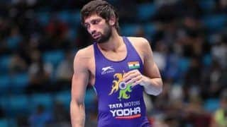 Asian Wrestling Championship: Ravi Kumar Dahiya Wins Gold in 57 Kg, Bajrang Punia Settles For Silver