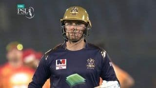 PSL Controversy: Jason Roy Accuses Wahab Riaz of Ball-Tampering