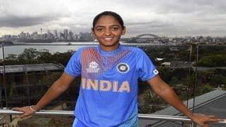 Hopefully Smriti Mandhana Would be Back For The Next Game: Harmanpreet Kaur