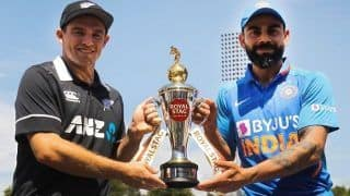IND vs NZ, 1st ODI Seddon Park, Hamilton Live Streaming: When And Where to Watch on TV in IST