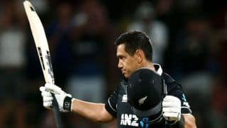 Ross Taylor After Hamilton Heroics: Restricting India to Under 350 Gave us a Chance