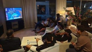 BCCI Shares Picture of Ravi Shastri, Ravindra Jadeja, Rishabh Pant Watching Ind vs Ban U19 World Cup Final From New Zealand | SEE PIC