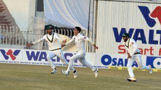 WATCH: Pak Teen Sensation Naseem Shah Takes Hat-Trick Against Bangladesh