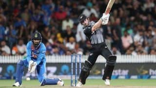 An Outstanding Effort Against a Brilliant India Side: Kane Williamson