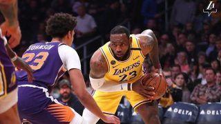 Dream11 Team DEN vs LAL NBA Regular Season 2020 Prediction: Fantasy Tips For Today's Match Denver Nuggets vs Los Angeles Lakers at Pepsi Centre, Denver 8:00 AM IST February 13