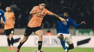 EPL: Wolves Held to a Goalless Draw by 10-Man Leicester City