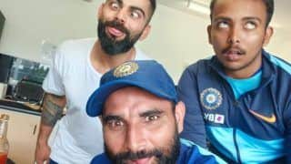 Kohli Shares Goofy Image With Shaw, Shami | POST