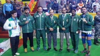 Asian Wrestling Championships: Pakistan Participation Confirmed, Decision on China on Monday