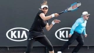 Tennis | Sania Mirza Returns to WTA Circuit With a Win in Qatar Open
