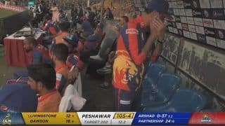 Dean Jones Explains Why Mobile Phone Was Used in Dugout During PSL Match