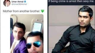 Umar Akmal Brutally Trolled For His 'Mother From Another Brother' Tweet With Addul Razzaq | SEE POST