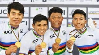 Cycling: Indian Men's Team Qualifies For World Track Championships for First Time
