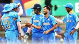 India U19 vs Pakistan U19 ICC U19 World Cup 2020 Semi-Final 1: LIVE Streaming, Weather Update, Predicted XIs, Time in IST