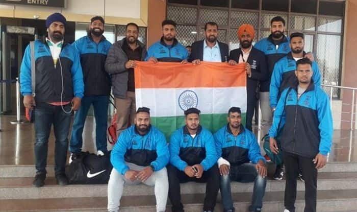 Kabaddi Wc 2020 Coach Defends Indian Kabaddi Team In Pakistan Says We Have Come Here In Individual Capacity India Com Sports News