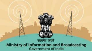 Union Budget 2020: Information And Broadcasting Ministry Allocation Increases by Over Rs 310 Crore