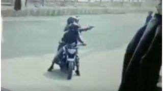 उत्तर पूर्व दिल्ली के जाफराबाद में बाइक सवार दो लोगों ने चलाई गोलियां, पुलिस बोली- CAA विरोधी...