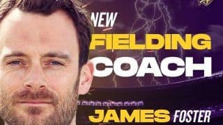 IPL 2020: Kolkata Knight Riders Rope In James Foster As Fielding Coach
