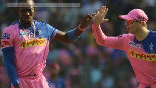 IPL 2020: राजस्थान रॉयल्स को लगा झटका, स्ट्रेच फ्रैक्चर के चलते जोफ्रा आर्चर हुए बाहर