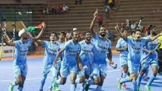 India Named Hosts For FIH Junior Men's World Cup in 2021