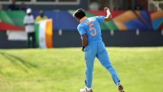 अंडर-19 विश्व कप में धमाल करने वाले कार्तिक त्यागी ने सुरेश रैना, प्रवीण कुमार के मार्गदर्शन को याद किया