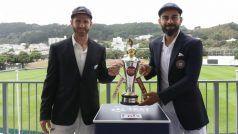 वेलिंगटन टेस्ट: केन विलियमसन ने जीता टॉस, पहले गेंदबाजी करेगा न्यूजीलैंड