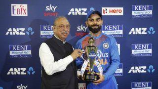 टीम इंडिया पर दूसरी बार धीमी ओवर रेट की वजह से जुर्माना लगा