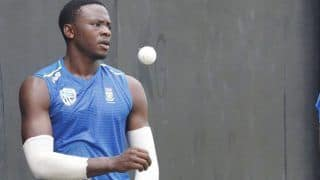 Kagiso Rabada Ruled Out of Australia And India ODIs Due to Groin Strain