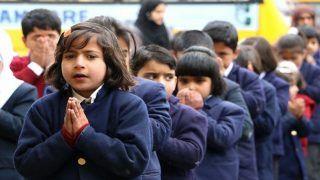 Schools in Kashmir to Re-open on Monday After Winter Break