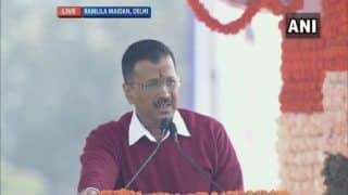 'Hum Honge Kamyab,' Vows Arvind Kejriwal After Swearing-in For Third Term as Delhi Chief Minister