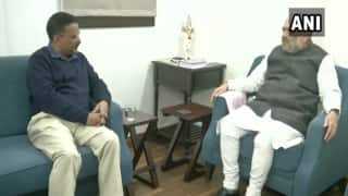 'Will Work Together For Development of Delhi,' Says Kejriwal After Meeting Amit Shah