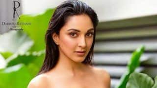 Kiara Advani Looks Smoking Hot And Sexy as She Goes Nude For Dabboo Ratnani's Calendar 2020
