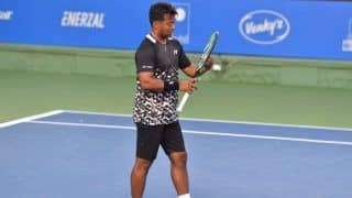 Leander Paes Given Wild Card Entry For Tata Open Maharashtra 2020