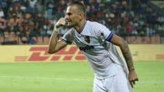 ISL: Chennaiyin FC Beat Mumbai City FC 1-0 Courtesy Lucian Goian Late Winner; Seal Semi-Final Spot