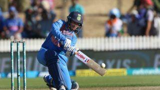 Icc womens t20 world cup 2020 india women vs bangladesh women 6th match smriti madhana out for richa ghosh bangladesh opt to bowl 3952612