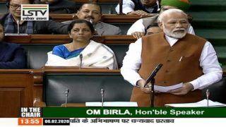 मैं कांग्रेस से पूछना चाहता हूं कि क्या पंडित नेहरू सांप्रदायिक थे? क्या वह हिंदू राष्ट्र चाहते थे? PM मोदी