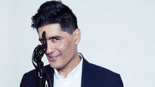 Fashion Designer Manish Malhotra Says he Would Love to Direct a Movie Someday