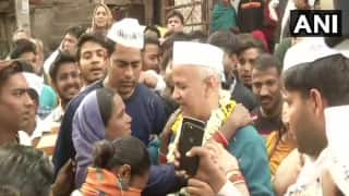 'Will Continue to Work For People': Manish Sisodia Holds Thanksgiving Roadshow in Patparganj