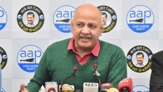 Delhi's Mandate Explained True Meaning of Nationalism: Manish Sisodia on Assembly Election Results