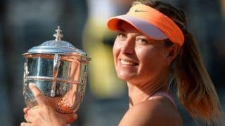 Tennis: Maria Sharapova Announces Retirement at Age of 32, Says 'Tennis Gave me a Life'