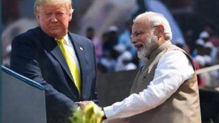 डोनाल्ड ट्रंप ने की PM मोदी की तारीफ, कहा- भारत-चीन सीमा विवाद में मदद को तैयार अमेरिका