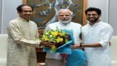 Amid Rift in Maha Vikas Aghadi, Uddhav Thackeray Meets PM Modi; Sanjay Raut Terms it 'Courtesy Call'