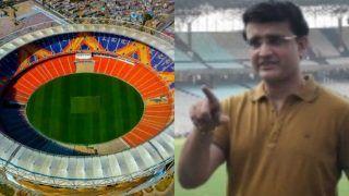 वर्ल्ड के सबसे बड़े मोटेरा स्टेडियम के बारे में BCCI अध्यक्ष सौरव गांगुली को इस दिन का है बेसब्री से इंतजार