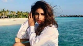 Mouni Roy Shares Her Sultry Picture in Sheer White Shirt as She Vacays in Maldives
