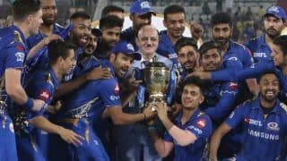 Ipl 2020 all stars game to be played on 26th of march but franchises not keen to allow players to feature says report 3933957