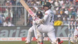 मुशफिकुर ने जड़ा दोहरा शतक, तमीम को पछाड़ टेस्ट में सर्वाधिक रन बनाने वाले बांग्लादेशी बल्लेबाज बने