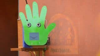 Amid Coronavirus Fears, Few Delhi Schools to Use Robot Pepe To Teach Kids About Handwashing