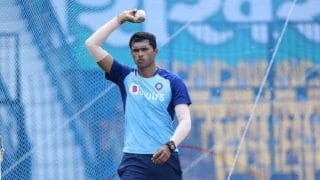 Being Part Of The Indian Team Is A Life-Changing Moment For Me: Navdeep Saini