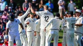 India vs New Zealand, 2nd Test: Kyle Jamieson first five wicket haul bowled out india at 242