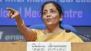 Government Intends to Remove All Income Tax Exemptions in Long Run: Nirmala Sitharaman